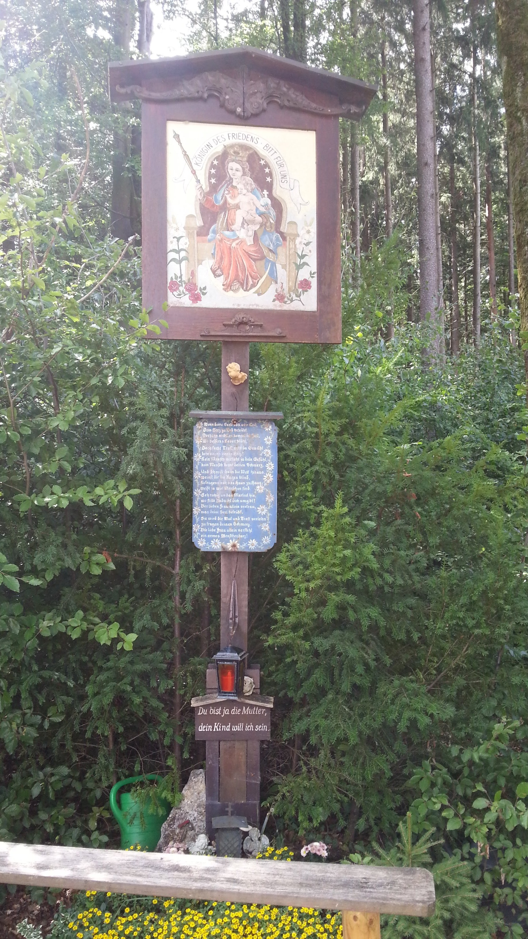 Marienbild bei Straßberg