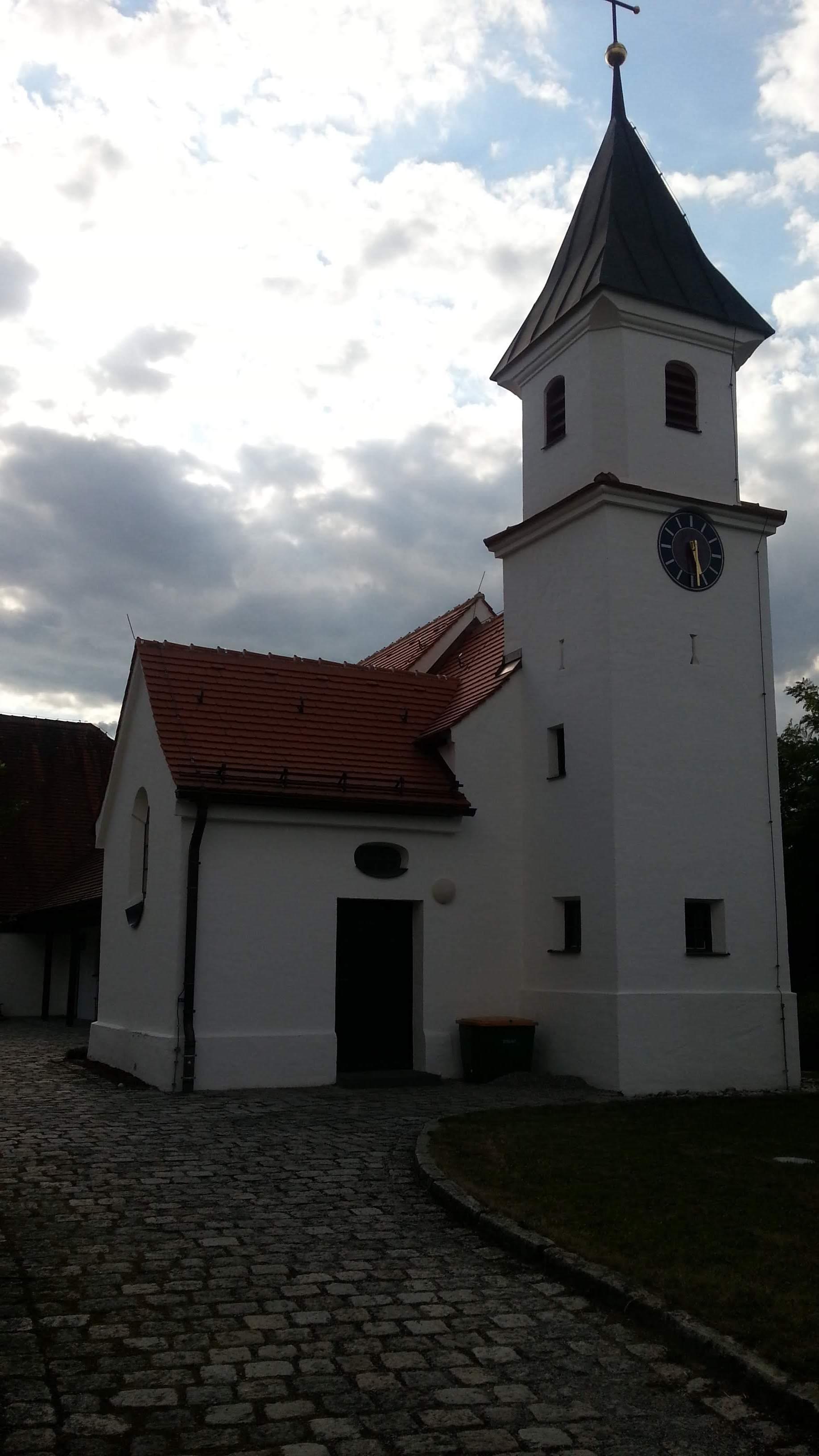 Jakobskirche in Reinhartshofen