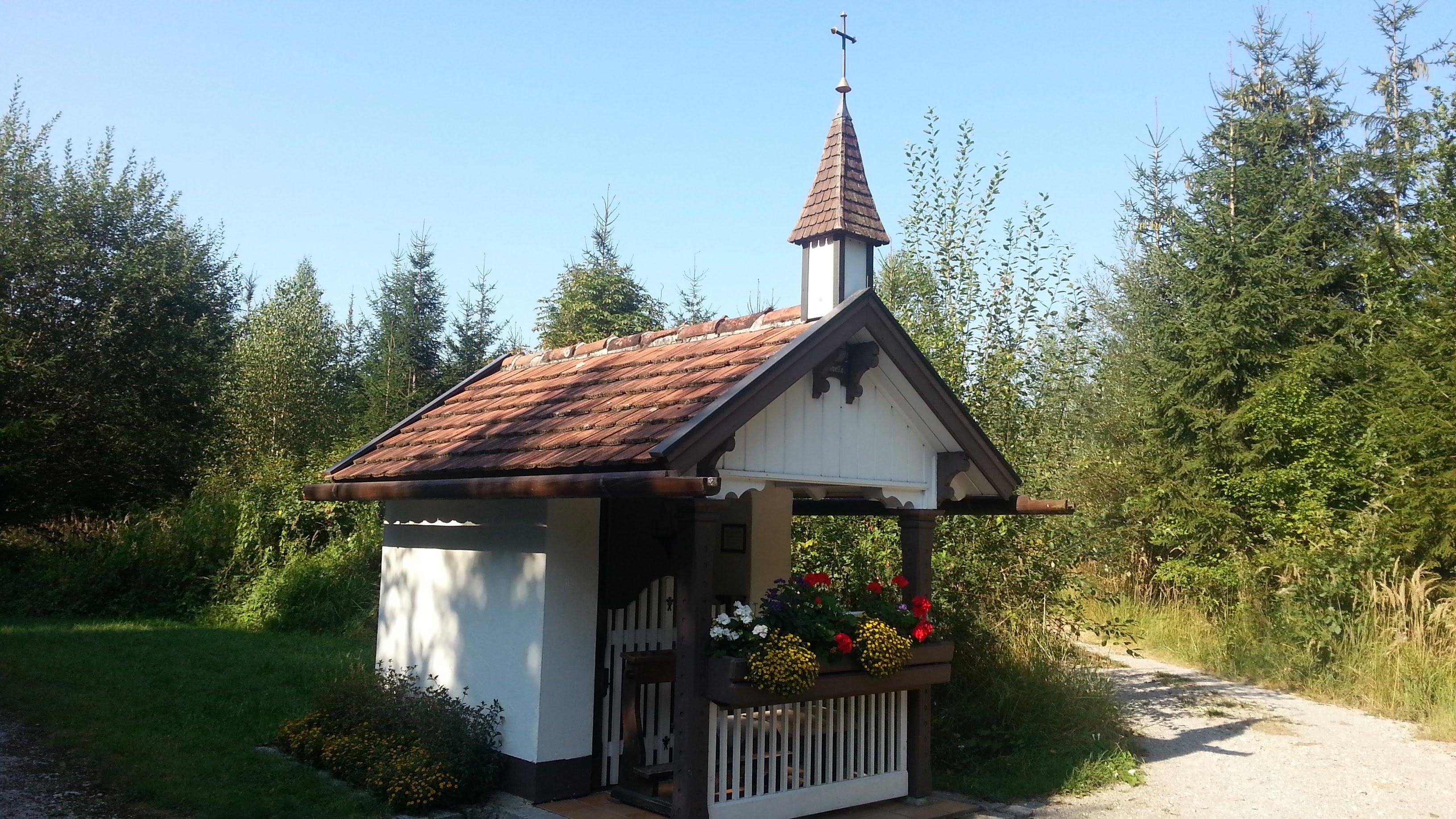 Justina Kapelle bei Reinhartshofen