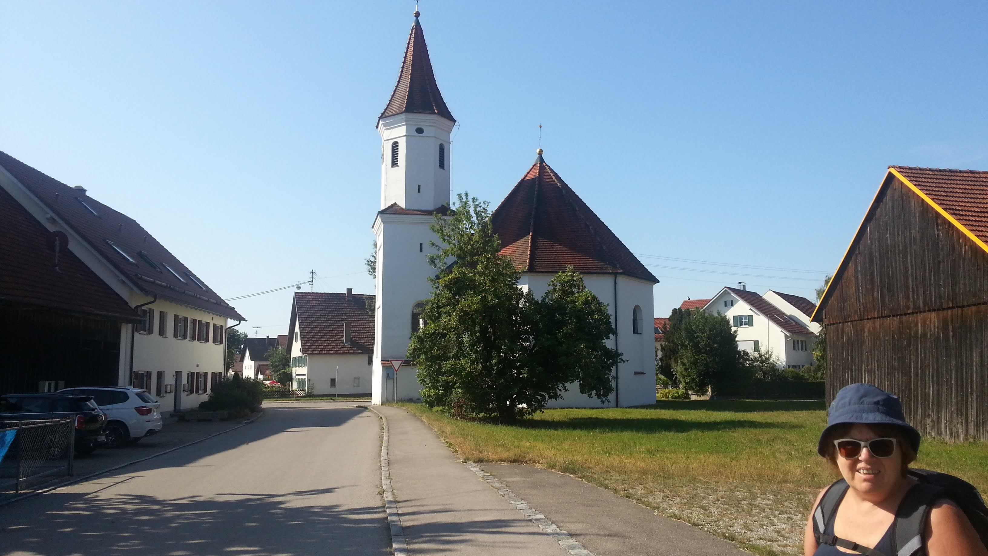 Kirche in Siebnach